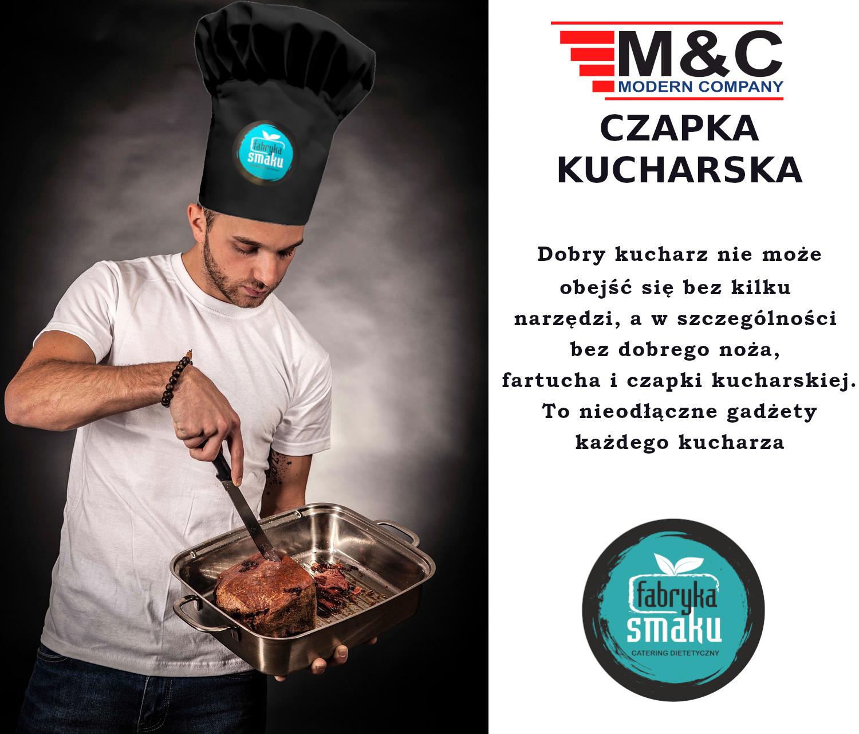 Nakrycia głowy dla szefów kuchni